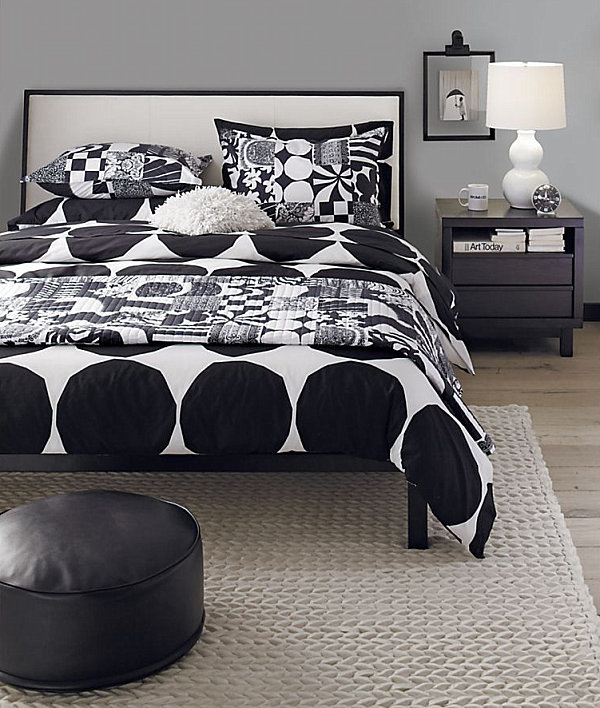 Attractive Designer Contemporary Bedding Bedroom Awesome Mid Century Modern Bedding Set Collections
