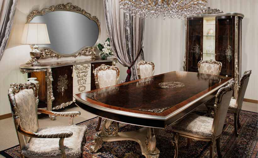 Attractive High End Dining Room Furniture Surprising High End Dining Room Tables 32 For Your Fabric Dining