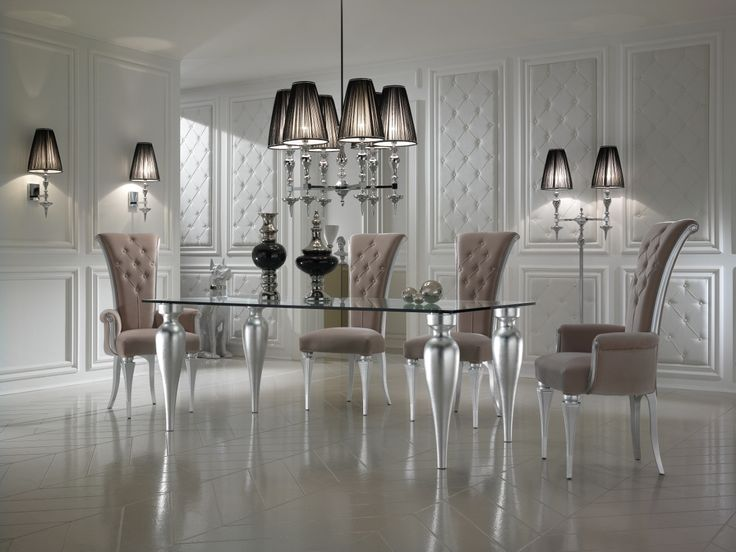 Attractive High End Glass Dining Tables Enchanting Italian Glass Dining Room Tables 22 For Modern Dining