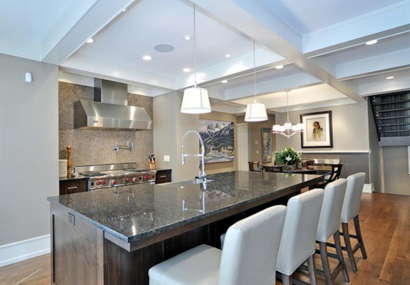 Attractive Kitchen Ceiling Lamps Beautiful Kitchen Ceiling Light Design Ideas Rilane