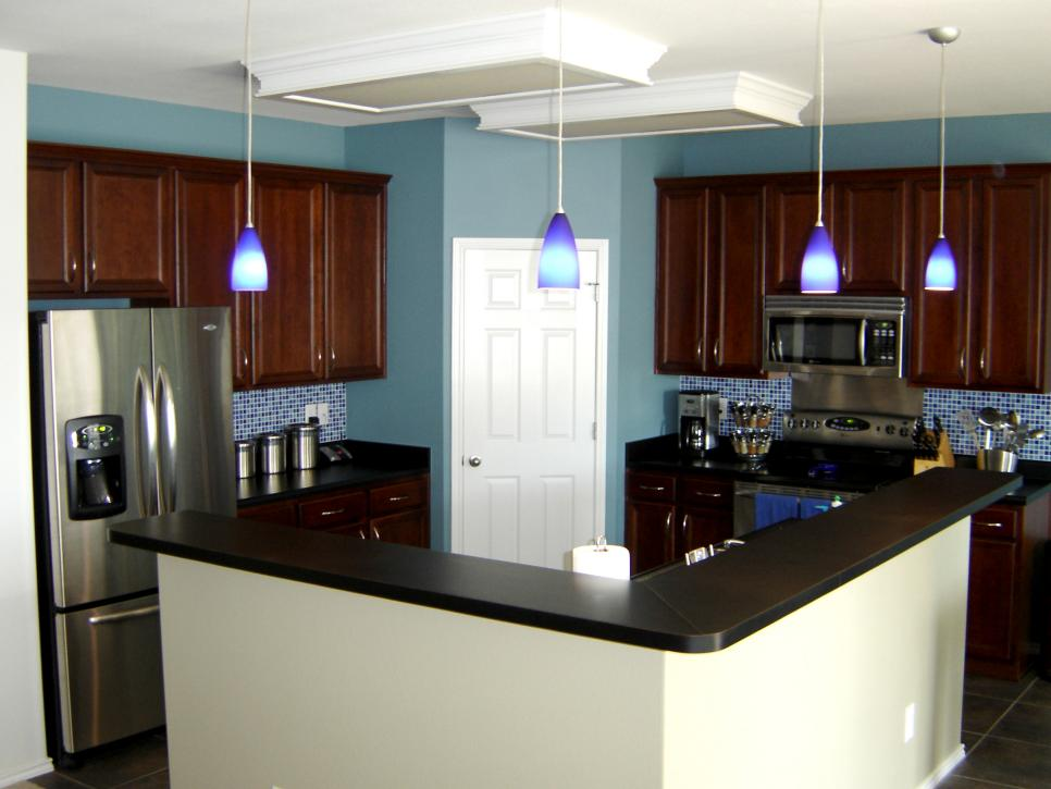 Attractive Kitchen Colours And Designs Colorful Kitchen Designs Hgtv