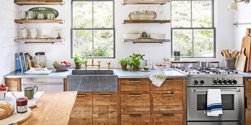 Attractive Kitchen Decor Ideas 100 Kitchen Design Ideas Pictures Of Country Kitchen Decorating