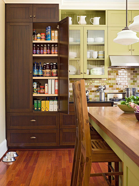 Attractive Kitchen Pantry Designs Kitchen Pantry Design Ideas Better Homes And Gardens