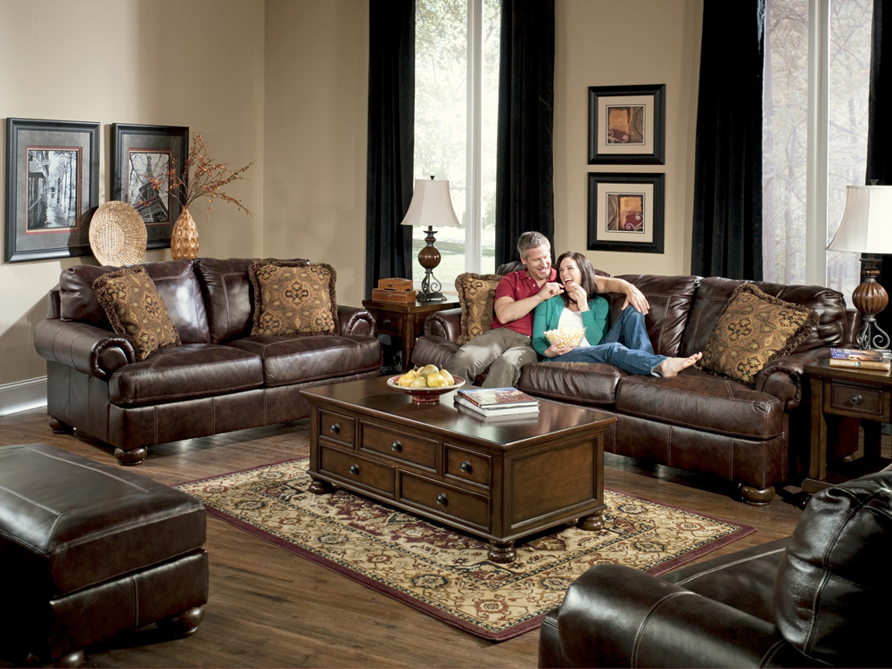 Attractive Leather Living Room Leather Living Room Set Leather Living Room Furniture For More