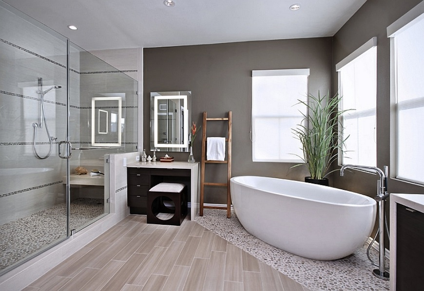 Attractive Luxury Bath Ideas Trendy Bathroom Ideas To Make Your Home Looks A Luxury Spa