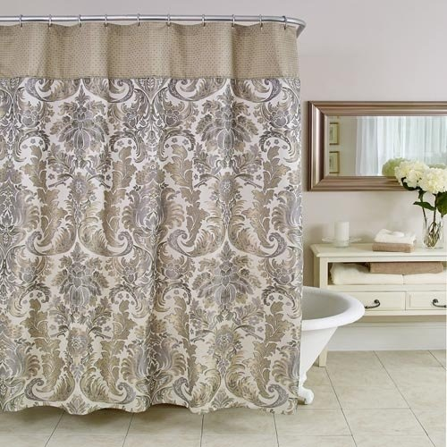 Attractive Luxury Bathroom Curtains Bathroom Curtains How To Choose Them And Also Keep The Bathroom