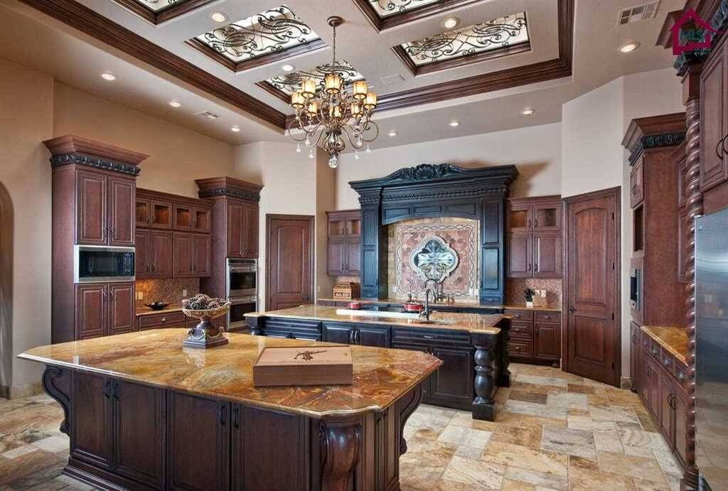 Attractive Luxury Custom Kitchen Cabinets 30 Custom Luxury Kitchen Designs That Cost More Than 100000