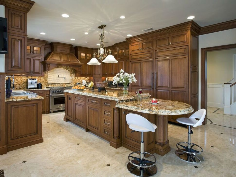 Attractive Luxury Kitchen Island Designs Kitchen Room 2017 Classic Luxury Kitchen Island Pictures