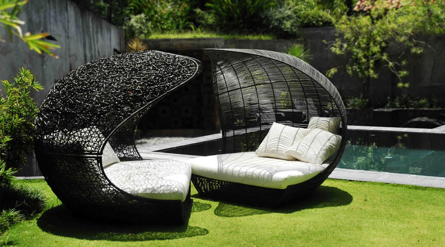 Attractive Luxury Outdoor Daybed Simple Daybed Outdoor Furniture In Interior Home Design Makeover