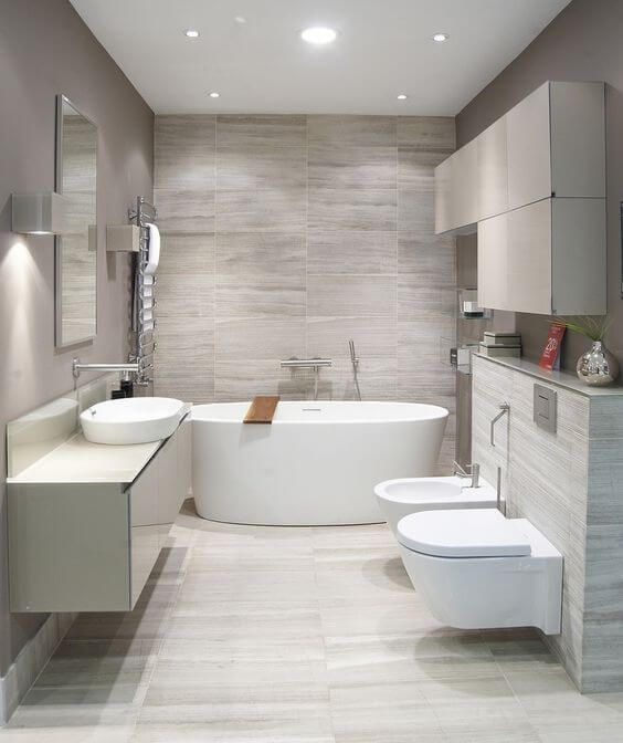 Attractive Modern Bathroom With Tub Best 25 Bright Bathrooms Ideas On Pinterest Bathroom Renos