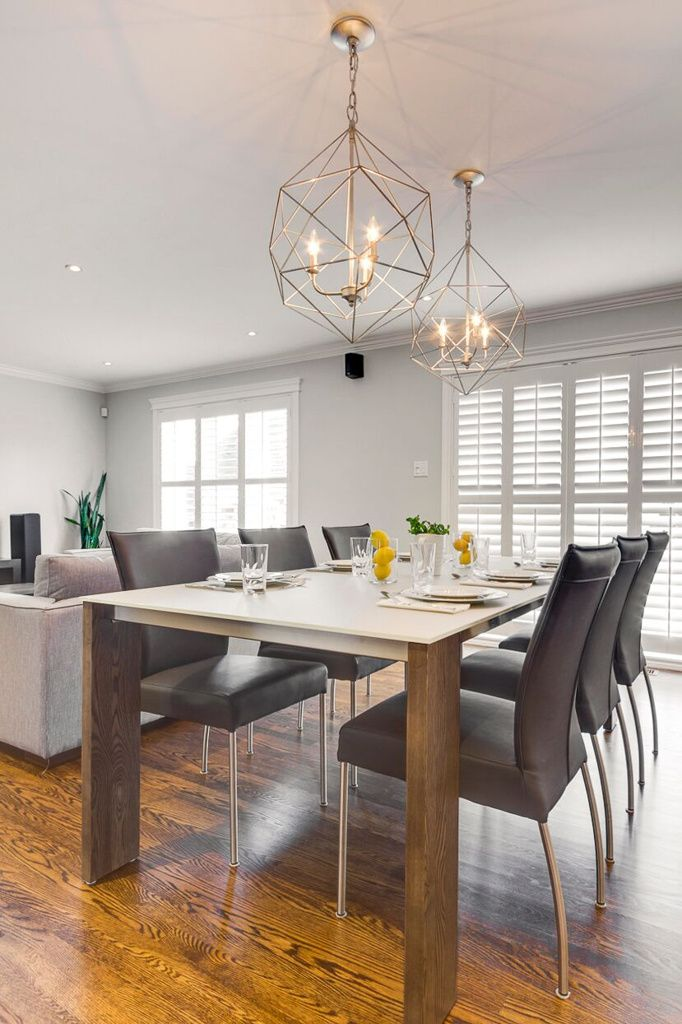 Attractive Modern Dining Table Lighting Best 25 Modern Dining Room Lighting Ideas On Pinterest Dinning