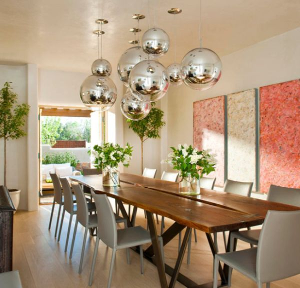 Attractive Modern Dining Table Lighting Modern Dining Room Lamps Of Nifty Dining Room Lighting Modern For