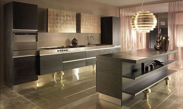 Attractive Modern Kitchen Interior Design Modern Kitchen Cabinets Design Ideas Kitchen And Decor