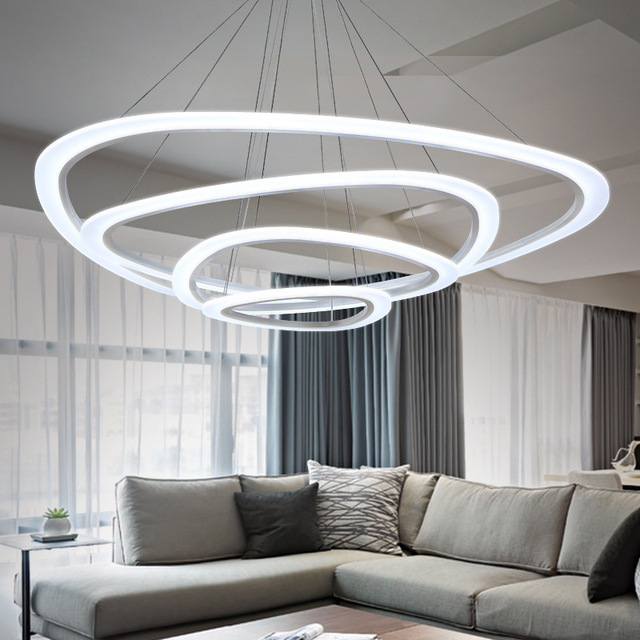 Attractive Modern Led Lighting Blue Time New Modern Pendant Lights For Living Room Dining Room 4