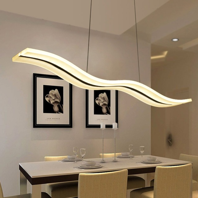 Attractive Modern Led Lighting Led Modern Chandeliers For Kitchen Light Fixtures Home Lighting