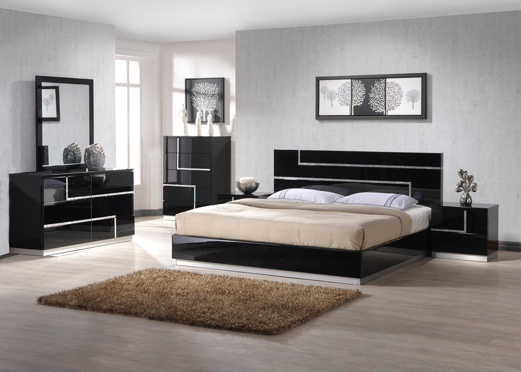 Attractive Modern Master Bedroom Sets Brilliant Bedroom Set Modern