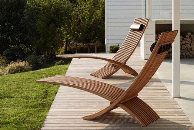 Attractive Modern Outdoor Stools Outdoor Furniture Outstanding Modern Contemporary Eurway Intended