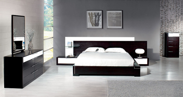 Attractive Modern Style Bedroom Sets Boost The Beauty Of Your Living Room With Contemporary Bedroom