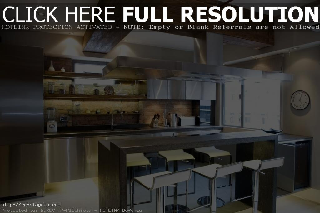 Attractive New York Kitchen Design Outstanding New York Loft Kitchen Design Images Best Idea Home