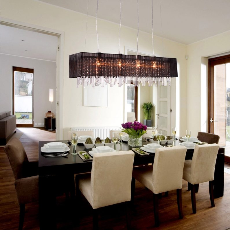 Attractive Nice Chandelier For Dining Room Home Design Clubmona Nice Swag Hook For Chandelier Really