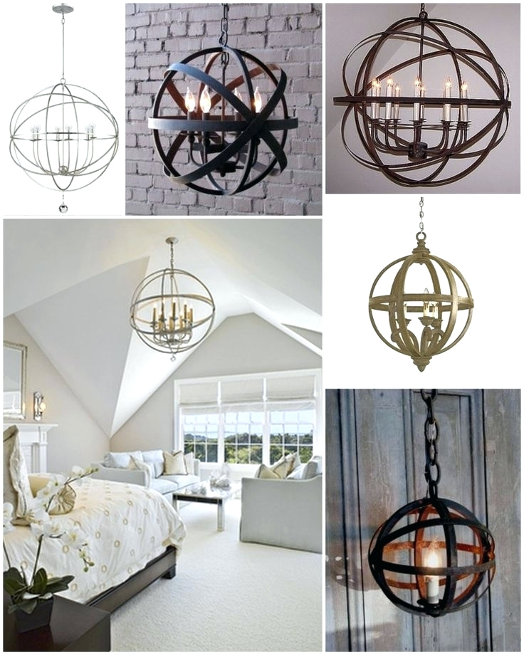Attractive Orb Light Chandelier Chandeliers Orb 4 Light Chandelier Orb Chandelier Table Lamp