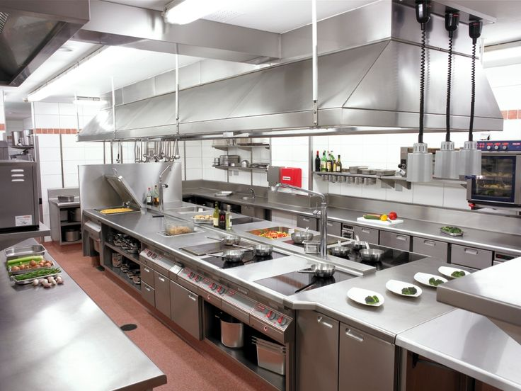 Attractive Restaurant Kitchen Design Kitchen Wonderful Modern Restaurant Kitchen Design Plan Modern