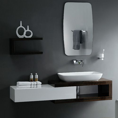 Attractive Small Contemporary Bathroom Vanity Small Modern Bathroom Vanity Elegant Modern Bathroom Vanity