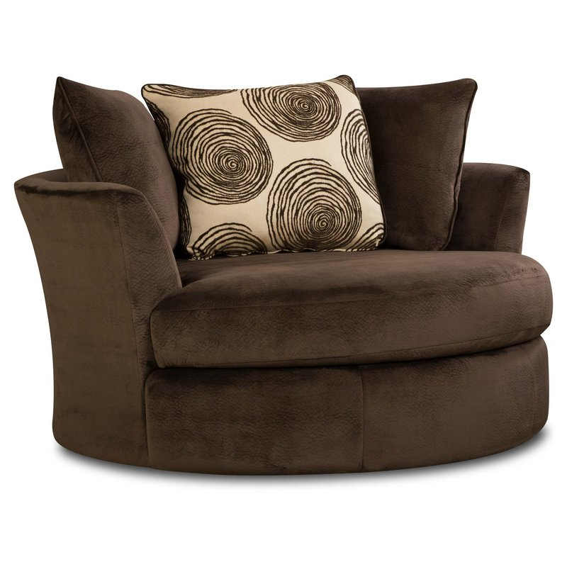 Attractive Swivel Chairs For Living Room Swivel Chairs Youll Love Wayfair