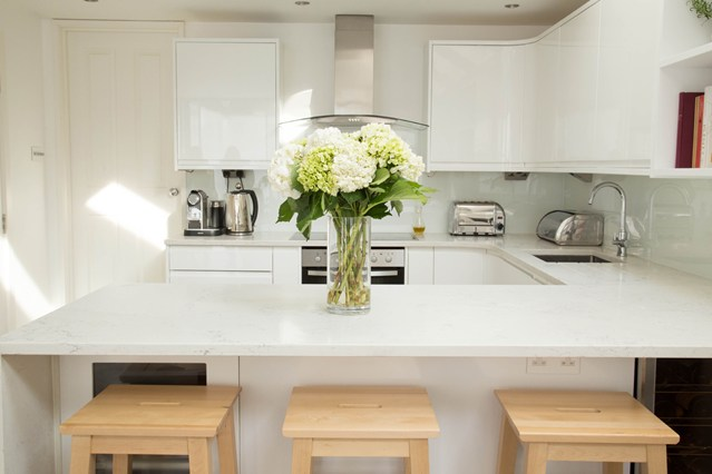 Attractive Tiny Kitchen Design Small White Kitchen Simple Design White Kitchen Ideas