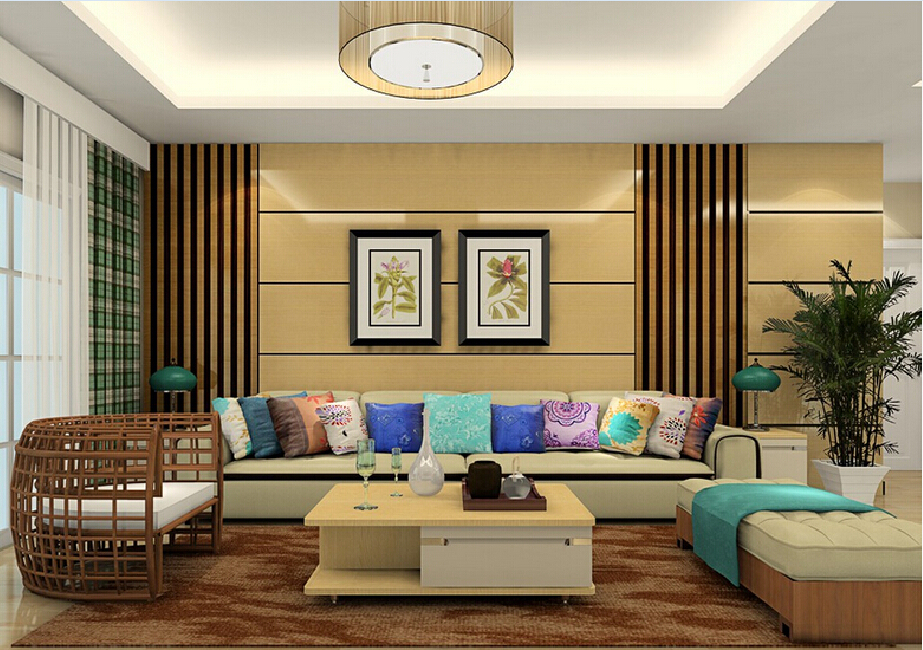 Attractive Wall Interior Design Living Room Wall Interior Design Living Room Onyoustore