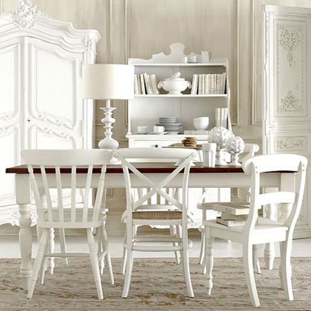 Attractive White Dining Room Chairs Best 25 White Dining Chairs Ideas On Pinterest Eames Dining