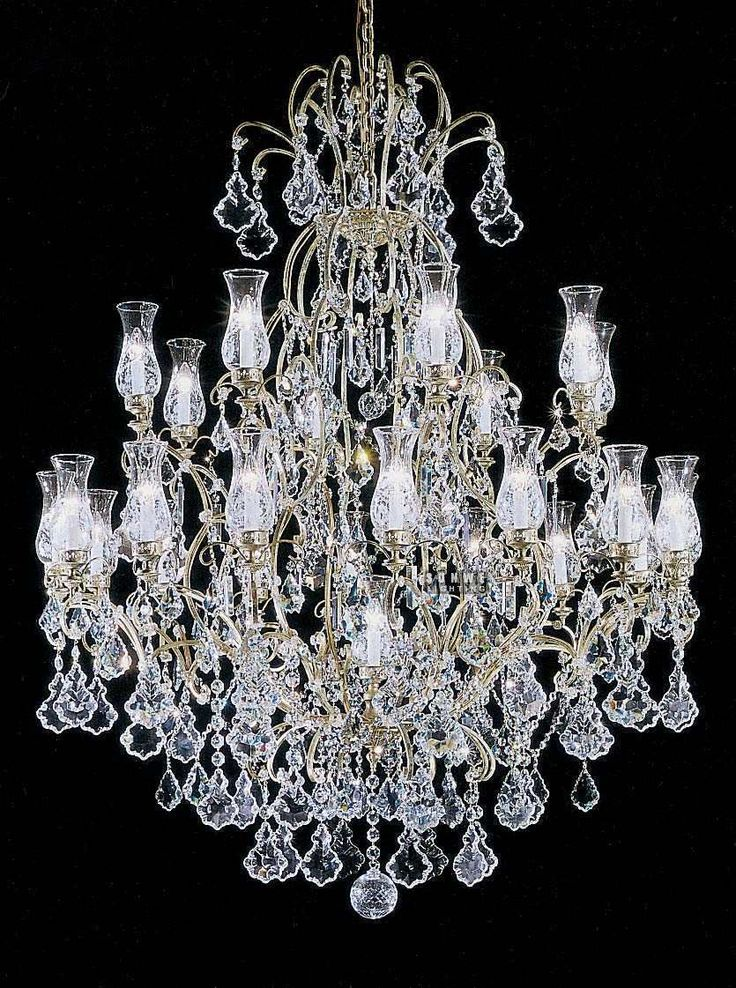Awesome Affordable Crystal Chandeliers 90 Best Wrought Iron Chandeliers Images On Pinterest Candles
