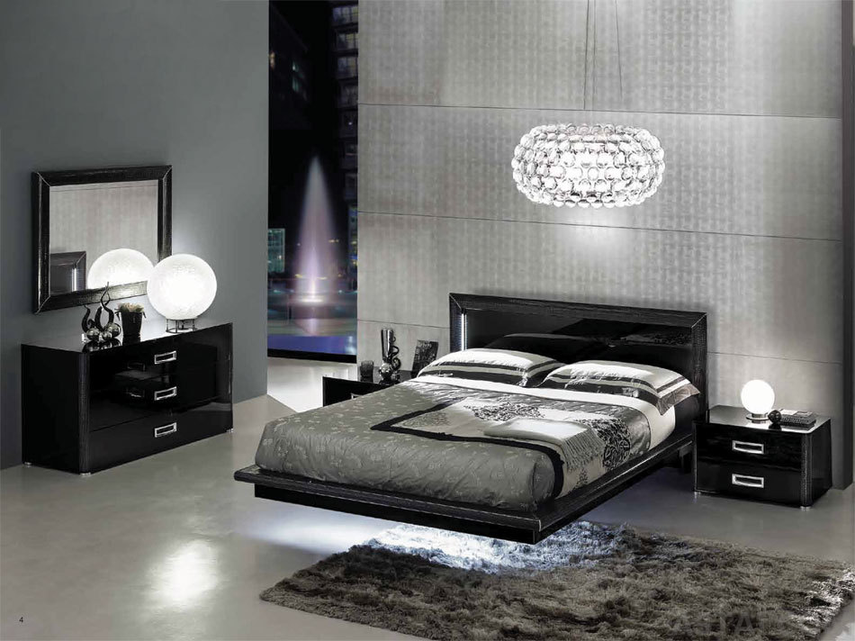 Awesome Black Lacquer Bedroom Furniture Bedroom Design Awesome Astounding Modern Black Lacquer Bedroom