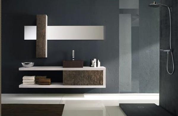 Awesome Contemporary Bathroom Cabinets Alluring Contemporary Bathroom Cabinets