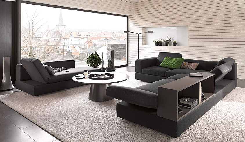 Awesome Contemporary Living Room Sofa Cool Modern Furniture Living Room With Living Room Living Room