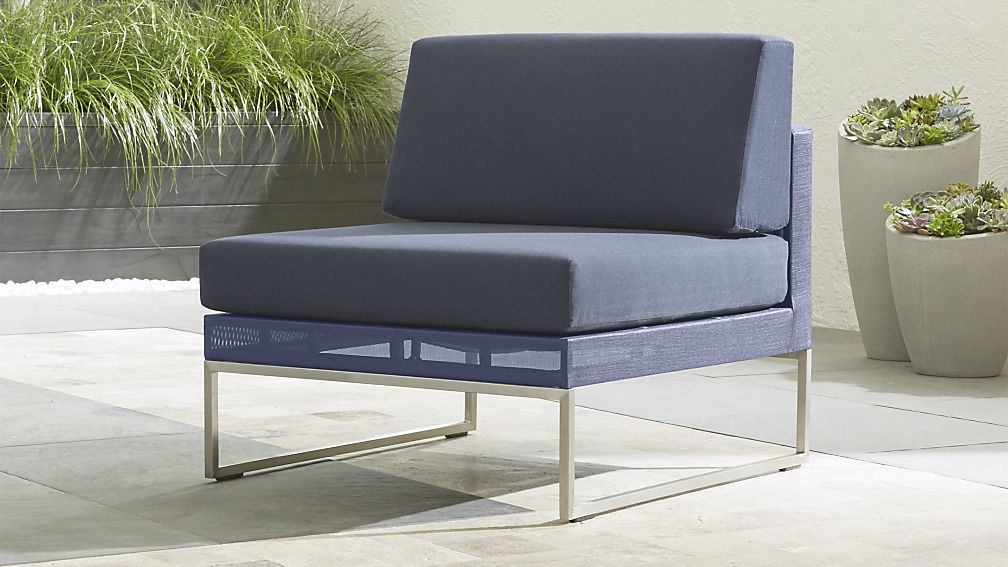 Awesome Contemporary Patio Furniture Contemporary Patio Furniture Dune Crate And Barrel