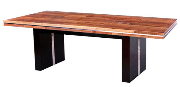 Awesome Contemporary Wood Dining Table Contemporary Wood Dining Table Modern Style Custom Sizes