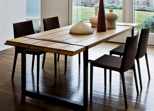 Awesome Contemporary Wood Dining Table Modern Dining Table Design Ideas Impressive Design Modern Wood
