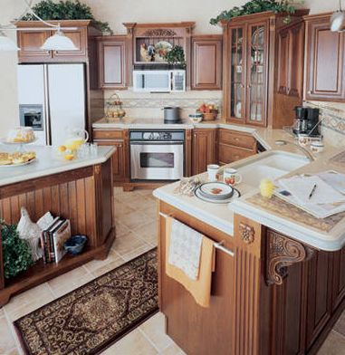 Awesome Country Style Kitchen Country Style Kitchen Cabinets Or Rustic Design Ideas Designs