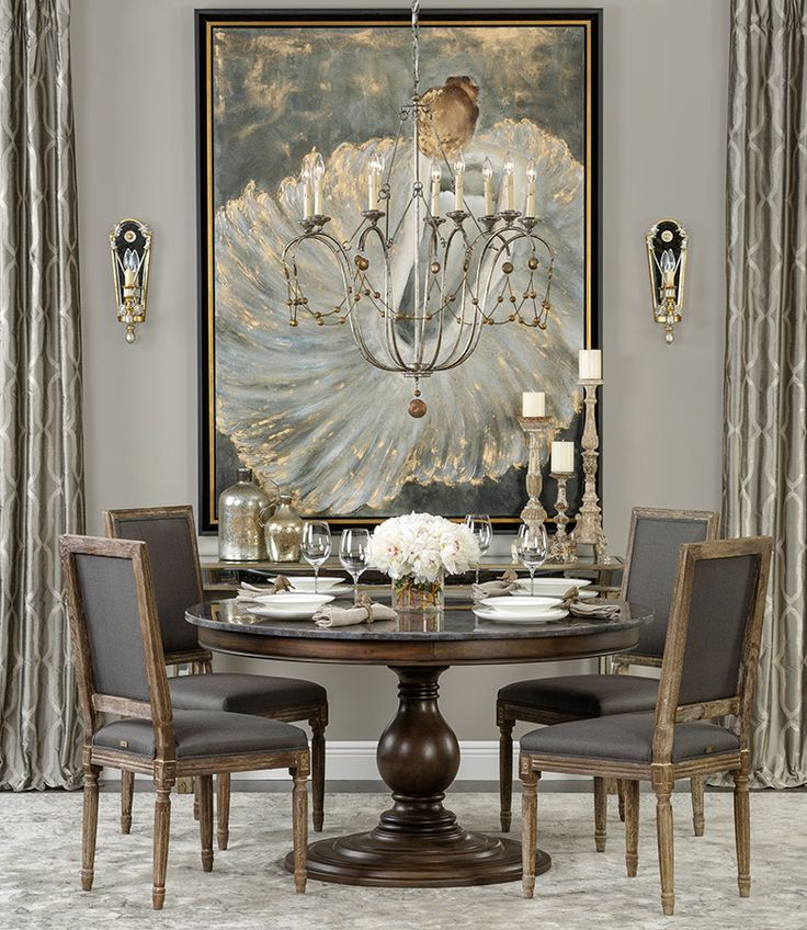 Awesome Elegant Dining Table And Chairs Best 25 Elegant Dining Room Ideas On Pinterest Dinning Room