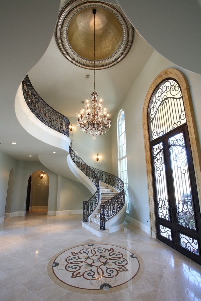 Awesome Entry Chandelier Lighting Entryway Chandelier Entry Victorian With Banister Ceiling Lighting