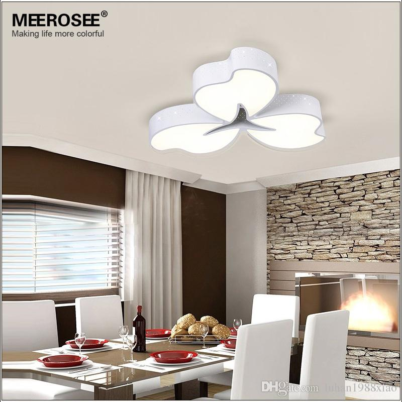 Awesome Fancy Led Ceiling Lights Best Quality 54 Watt White Metal Base Led Ceiling Light Flower