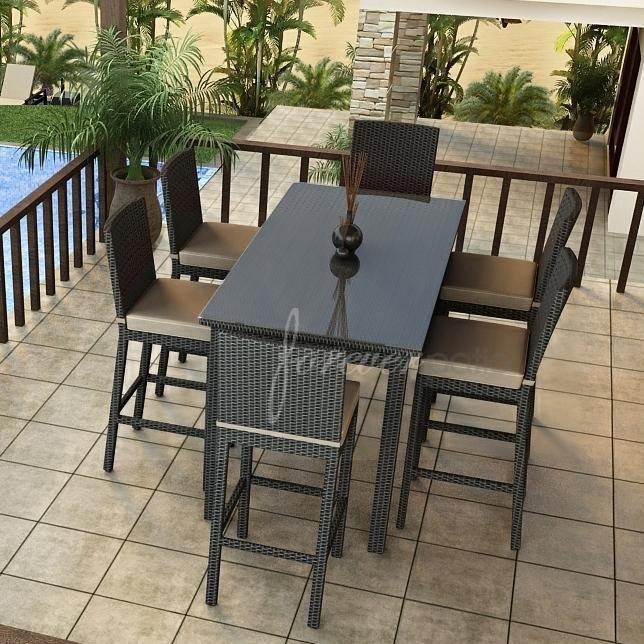 Awesome High Top Wicker Patio Set Innovative High Top Patio Table High Top Patio Furniture Ai