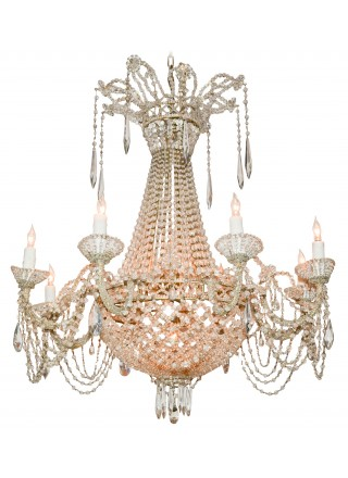 Awesome Italian Crystal Chandelier Antique Chandeliers And Antique Lighting Legacy Antiques