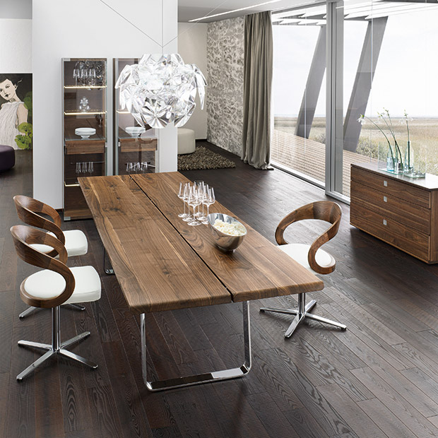 Awesome Large Contemporary Dining Table Contemporary Kitchen Tables Round Best Large Modern Dining Tables