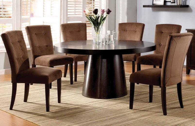 Awesome Large Contemporary Dining Table Download Modern Round Dining Room Sets Gen4congress