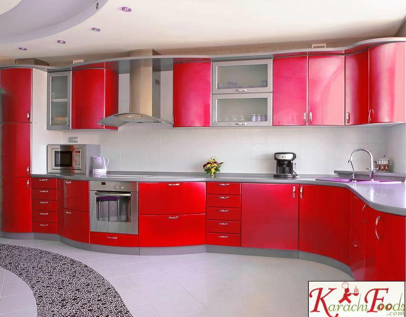 Awesome Latest Kitchen Designs Latest Pakistani Kitchen Design Kitchen Designs Kfoods