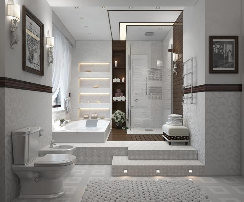 Awesome Luxury Bath Design 55 Amazing Luxury Bathroom Designs Page 2 Of 11