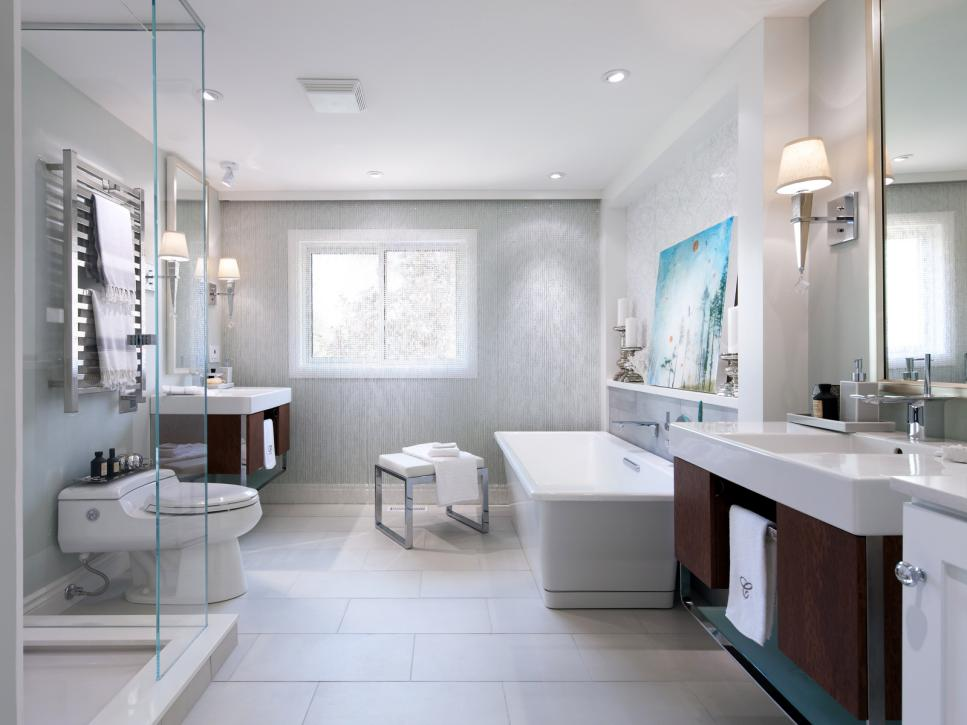 Awesome Luxury Bath Ideas 20 Luxurious Bathroom Makeovers From Our Stars Hgtv