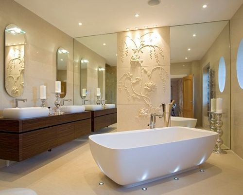 Awesome Luxury Bathroom Lighting Luxury Bathroom Lighting Houzz